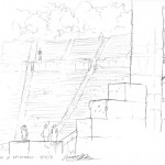 GHinds Greece sketchbook 1-02 Epidaurus