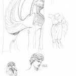 GHinds Greece sketchbook 1-19 Delphi