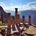 The Oracle of Delphi speaks