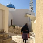 """Postcard shot"" of Pyrgos"